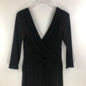 Tadashi • Full length maxi dress